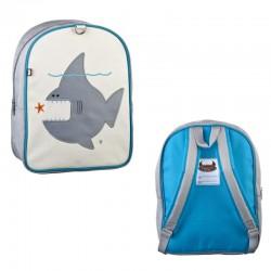 Beatrix Little Kid Backpack - Nigel Shark