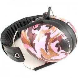 Banz Earmuffs for Kids - Pink Camo