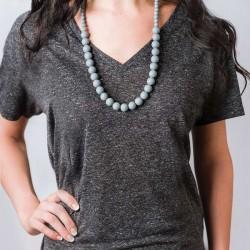 Nixi Teething Necklace / Ciclo / Grey