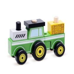 WonderWorld Make A Tractor