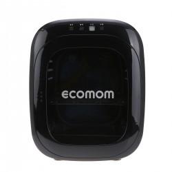 EcoMom Dual UV Sterilizer and Dryer with Anion - Black