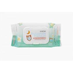 K-MOM Naturefree Premium Organic Wipes (with cap) (Pack of 5)