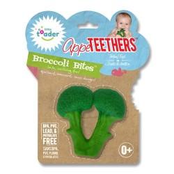 Little Toader Teether - Broccoli Bites