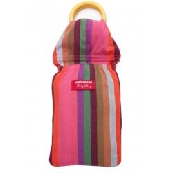 Mamaway Rainbow Crayon Baby Ring Sling