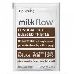 Milkflow Fenugreek + Blessed Thistle Powder Drink Mix (Chocolate) - Sachet