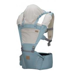 BeBear 5-in-1 Mesh Hip Seat Carrier - Blue