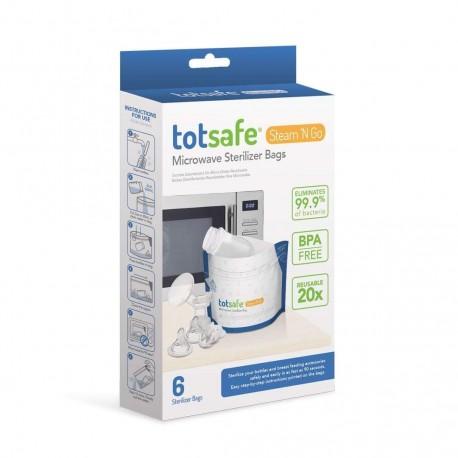TotSafe Microwavable Sterilzer Bag