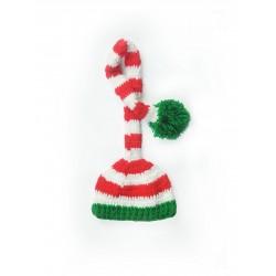Cotton Candy Elf Beanie