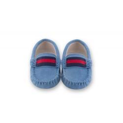 Oscar's Milan Loafers - Blue