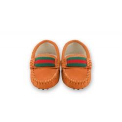 Oscar's Milan Loafers - Orange