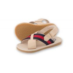Oscar's Milan Sandals - Beige