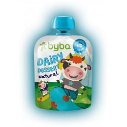 Byba Dairy Dessert Natural 90G